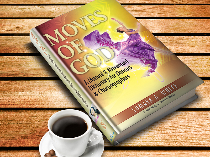 Moves Of God Book Design