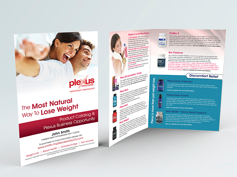 Plexus Slim Product Brochure